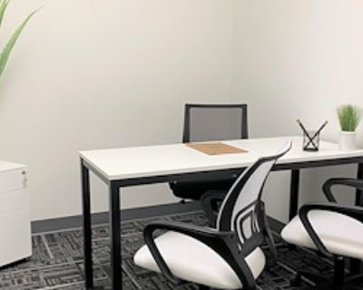 Private Office for 1 at DeGratia Office