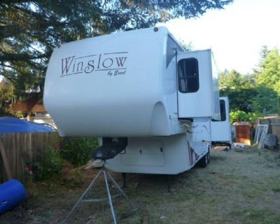 By Owner! 2012 33 ft. Excel Winslow 31RE w/3 slides