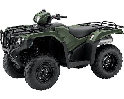 2015 Honda FourTrax Foreman 4x4 ATV Utility Norfolk, VA