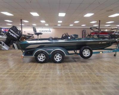 1998 Ranger 492 VS