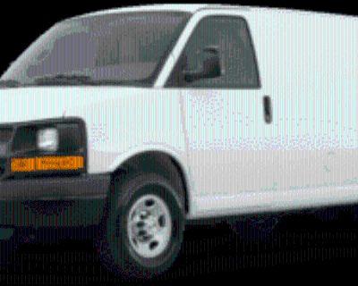 2016 Chevrolet Express Cargo Van Base