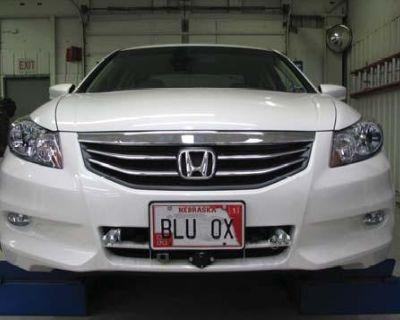 Blue Ox Bx2254 Base Plate For Honda Accord 2011