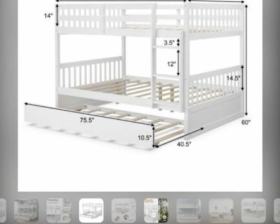 Looking for bunk beds. Anyone got one for sale or soon for sale?