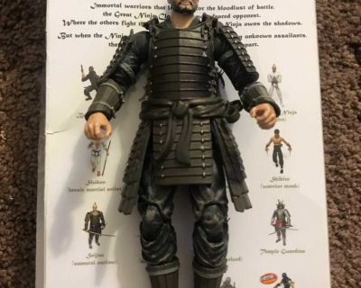 Articulated Icons Fumetsu (Undying Ronin)
