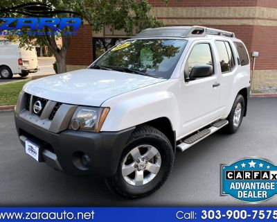 Used 2009 Nissan Xterra 4WD 4dr Auto S