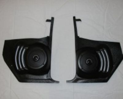 64 65 66 Chevelle Kick Panels with speakers