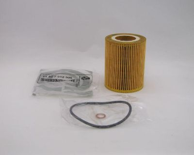 Bmw Oem Genuine Oil Filters Set Of 3 E36, E46 3 Series, E39, E60 11427512300