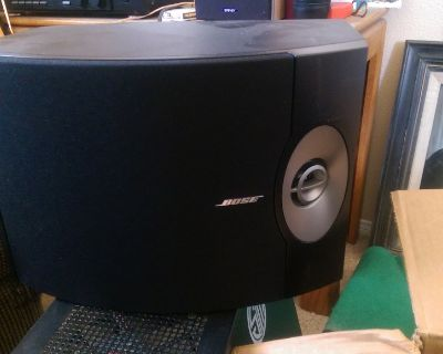 Bose 301 Bookshelf Speakers