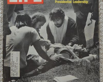 Collectable LIFE Magazine Kent