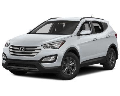 Pre-Owned 2015 Hyundai Santa Fe Sport SPORT AWD 2.4