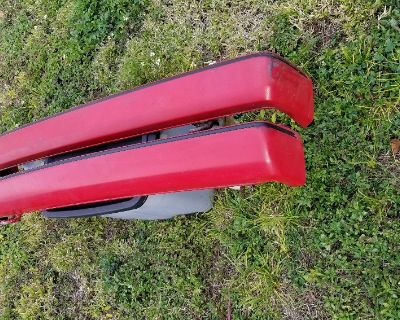 FS: S2 Euro bumpers with euro fender flares and a lot of other parts