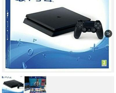 Brand New PlayStation 4 in box