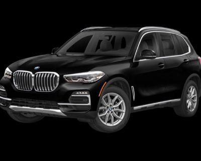 New 2022 BMW X5 xDrive40i