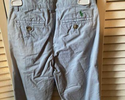 Ralph Lauren Polo boy pants size 6, 8