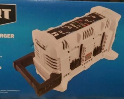 Hart Vacuum set W/ Battery and 4 port Charger ( Sell together or seperate)