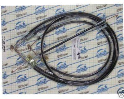 Cable Set - W/ Factory A/c -64 Chevelle [26-3464]