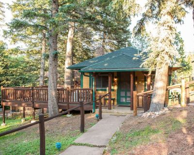 Colorado Mountain Cabin - Borelli #2 - Green Mountain Falls