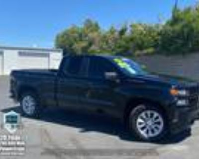 2019 Chevrolet Silverado, 34K miles