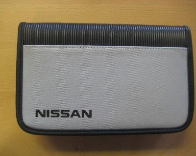 2007 Nissan Altima Books Owners Manual With Binder