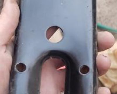 cali style bumper bracket mount