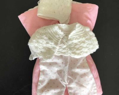 Baby Doll Outfit with Carey bag