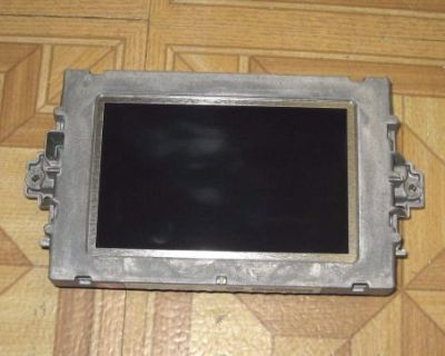 Mercedes C250 C300 C350 C63 Navigation Display Screen Monitor, 2049007508, Oem