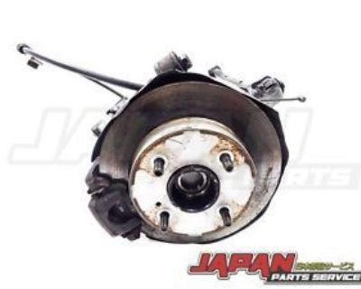 89-98 Nissan 180sx 240sx Silvia Rear Left Hub Brake Assembly S13 Rps13 Ks13