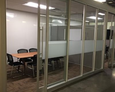 Private Meeting Room for 4 at The LIFT Office
