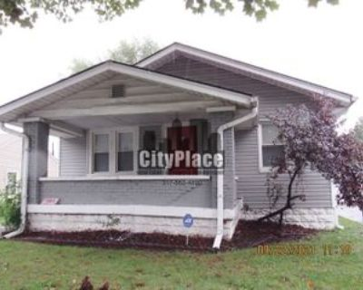 1924 N Emerson Ave, Indianapolis, IN 46218 2 Bedroom House