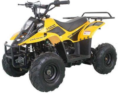 New Vitacci Hawk 110cc Youth ATV