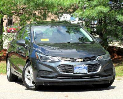Used 2017 Chevrolet Cruze 4dr Sdn 1.6L LT w/1SH LEATHER BACKUP CAMERA