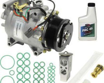 Brand New Ac Compressor Drier & Expansion Valve 2002-06 Honda Crv 2.4