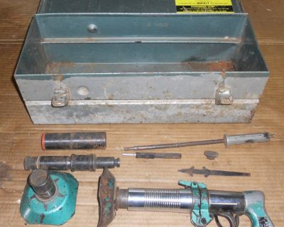 FIX RAMMER POWDER ACTUATED TOOL