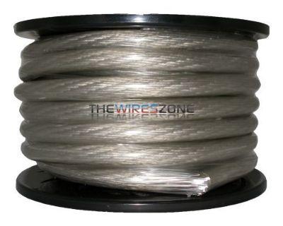 Bullz Audio Bpp0.25p Platinum 1/0 Gauge 25' Feet Car Audio Power Wire Cable