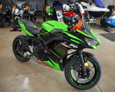 2020 Kawasaki Ninja 650 ABS KRT Edition Sport Belvidere, IL