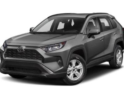 New 2021 Toyota RAV4 XLE FWD Sport Utility