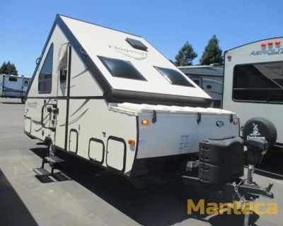 2017 Forest River Rv Flagstaff Hard Side High Wall Series 21TBHW