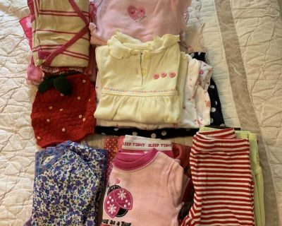 FREE 6-9month infant clothes