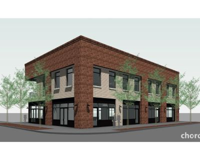 New Office/Retail in Downtown Erie