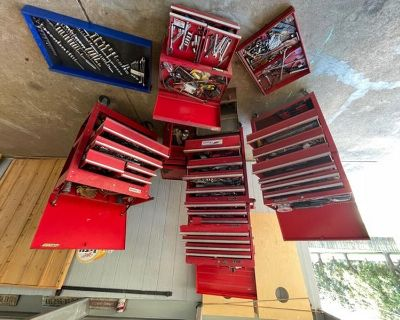 Automotive Tool's and Tool Box/Chest Collection