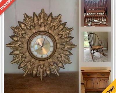 Webster Estate Sale Online Auction - Norwood Circle