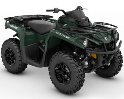 2022 Can-Am Outlander DPS 570 ATV Utility Chesapeake, VA