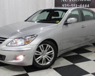 2010 Hyundai Genesis 3.8