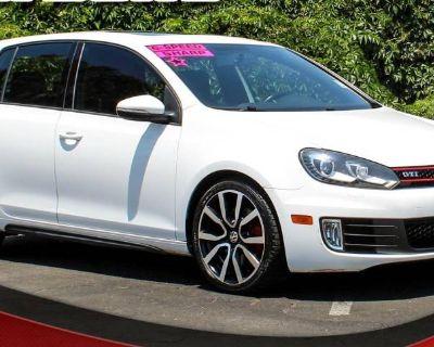 2012 Volkswagen Golf GTI Autobahn