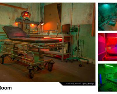 Creepy Morgue - Kill Room