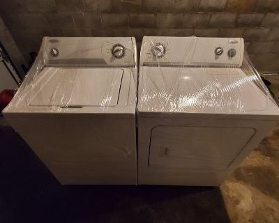 30 day warranty whirlpool washer and dryer
