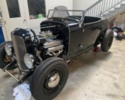 1932 Ford Roadster w/ title