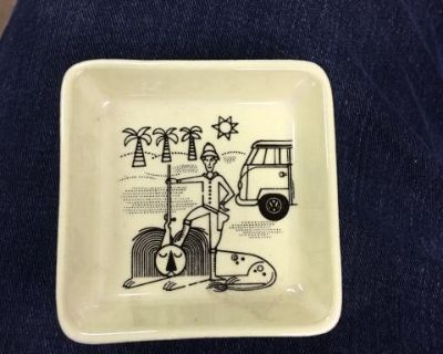 Rare vintage vw ash tray