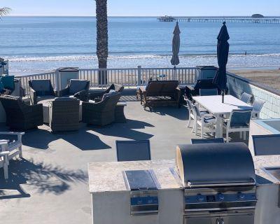 Beach Front, Avila Beach, Ca Multi-Million Dollar Home - Avila Beach