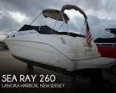 26 foot Sea Ray Sundancer 260